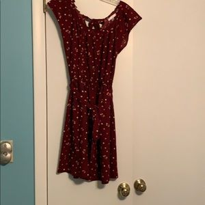 Lauren Conrad Cherry Dress